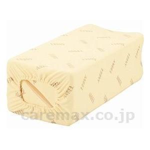 洗えるフィット三角柱クッションカバーのみ/1322-5Cベージュ(cm-307598)[1枚]|drmart-1