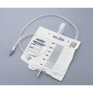 0-9016-01-52 (小分け)尿路感染防止閉鎖式導尿バック ユリケアII 1袋(1枚入) ユリケアII【1枚/袋】(as1-0-9016-01-52)|drmart-2