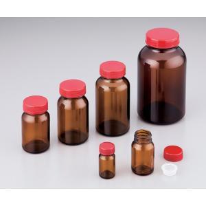 アズワン2-4998-10規格瓶SCCNO.14K茶30本入(純水洗浄処理済み)【袋】(as1-2-4998-10)
