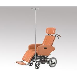 日進医療器8-3572-11フルリクライニング車椅子専用ガートル掛け【個】(as1-8-3572-11)|drmart-2