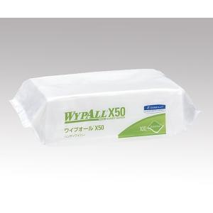 8-3909-02-52 (小分け)ワイプオールX50 ポップアップタイプ 1袋(100枚入) 60520【1袋(100枚入)】(as1-8-3909-02-52)|drmart-2