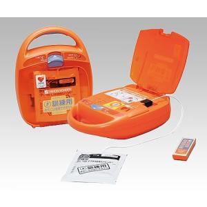 日本光電工業 8-9633-01 AEDトレーニングユニット TRN−2100 訓練用機器[個](as1-8-9633-01)|drmart-2