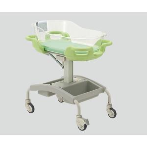 パラマウントベッド8-9947-01新生児ベッド高さ調整機能無し【個】(as1-8-9947-01)|drmart-2