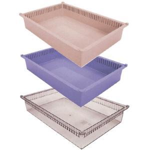 プラスチックトレー PT64-10 プラスチックトレー ブルー(01-2547-01-02)【1枚単位】|drmart