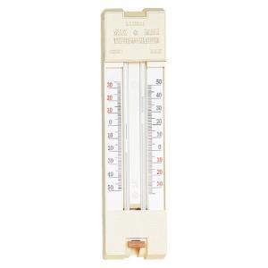 最高最低温度計(ワンタッチ式) -35-50゜サイコウサイテイオンドケイ(06-3080-00)【1個単位】|drmart
