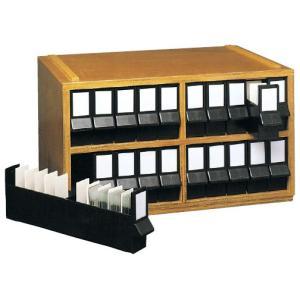 プレパラート整理箱(セット) プレパラートセイリバコ PS-3000(10-2690-00)【1台単位】|drmart