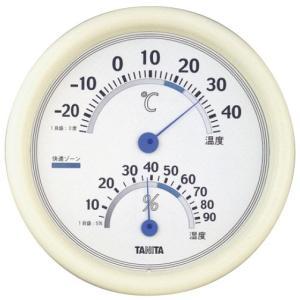 温湿度計 オンシツドケイ TT-513-WH(ホワイト)(20-2306-00)【1個単位】|drmart