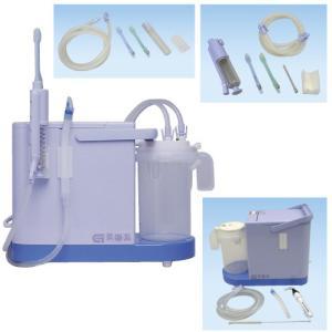 吸引歯ブラシセット E561(ビバラックプラスヨウ) キュウインハブラシセット(20-6360-01)【1組単位】|drmart