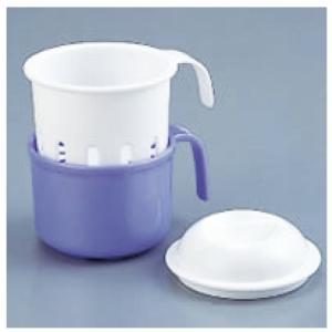 入れ歯容器 FRJ-9608 イレバヨウキ(23-2645-00)【1個単位】|drmart