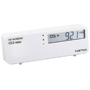 CO2モニター CO2モニター CO2-MINI【1台単位】(24-2951-00)【1台単位】|drmart