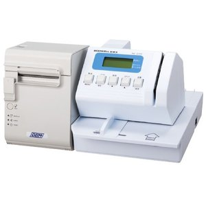ラベルプリンタ ラベルプリンタ LP-2100(24-3036-00)【1式単位】 drmart