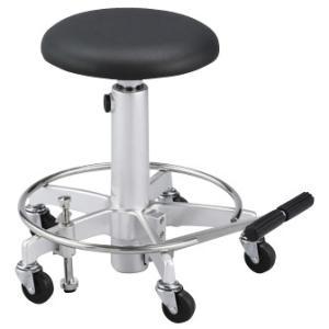油圧昇降手術椅子(丸型) 08-365-00 ユアツショウコウシュジュツイス(24-6320-00)【1台単位】|drmart