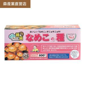 ナメコ種駒 【なめこ種駒800個】 [ナメコ菌/なめこ菌/原木ナメコ栽培/種駒] 日本で一番売れてます! drmori1