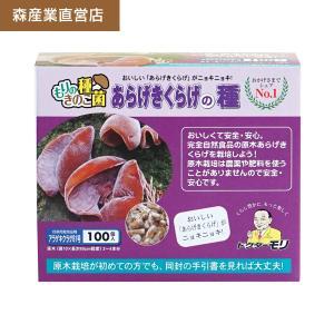 キクラゲ種駒 【きくらげ種駒100個】 [キクラゲ菌/きくらげ菌/原木キクラゲ栽培/種駒] 日本で一番売れてます! drmori1