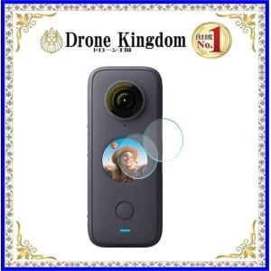 【2枚入り】360度アクションカメラ ONE-X2 Insta360 カメラフィルム|dronekingdom