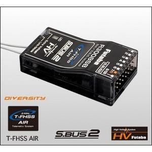 FUTABA R3008SB-2.4G T-FHSS AIR 10ch 受信機(18MZ/SZ,16SZ,12K,10J,6K対応) droneparts