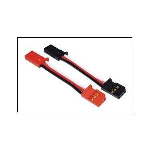 FUTABA CGY750/GY701/GY520用コード 80mm【メール便可】|droneparts