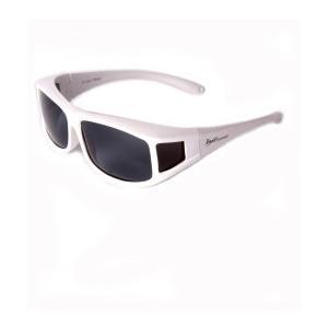 Modelglasses RC オーバーサングラスS (ホワイト)- Frost Overglasses droneparts