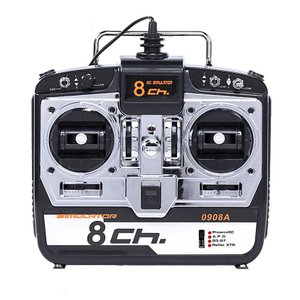 ラジコンシミュレータ(リアルフライト)用送信機型USBコントローラー フルスプリング仕様(ドローン用)|droneparts