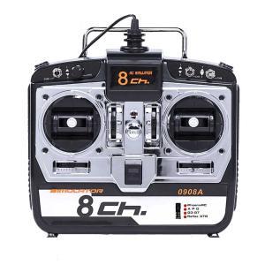 ラジコンシミュレータ(リアルフライト)用送信機型USBコントローラー ヘリ/飛行機用モード2|droneparts