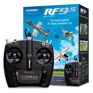 リアルフライト9.5  送信機型USBコントローラー付RCフライトシミュレーター(フルカラー32ページ日本語取説小冊子/日本語取扱説明書完全版DVD付属)|droneparts