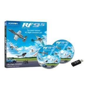リアルフライト9.5 ソフト+WSC-1 RCフライトシミュレーター(日本語取扱説明書(全78ページ)付)00107257|droneparts