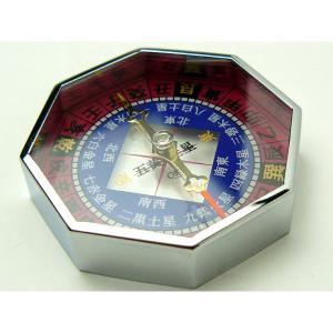 風水 コンパス 家相羅盤付 G510 (方位磁石 コンパス 磁石)