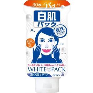 白肌すっきりパック140g(ウテナ)(4901234288317)|drug-pony