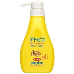 アトピコ スキンケアシャンプー 400ml(大島椿本舗)(4...