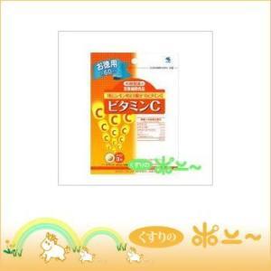小林製薬 ビタミンCお徳用 180粒 「サプリメント」|drug-pony