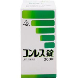 (第2類医薬品)ホノミ漢方薬  コンレス錠 300錠(剤盛堂薬品)(4987474119222)(送料無料!)|drug-pony