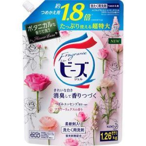 フレグランスニュービーズジェル フラワーリュクスの香り つめかえ用 1.26kg(花王)(49013...