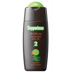 コパトーン トロピカル サンドフリー ハワイ SPF2 120ml(大正製薬)(4987306018...
