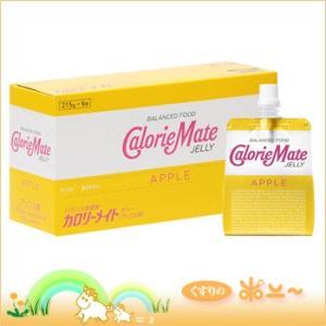 カロリーメイトゼリー アップル味 215g×6...の関連商品7