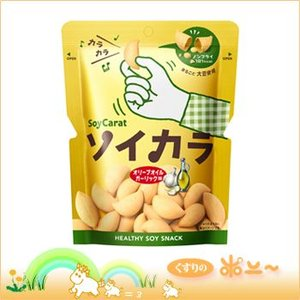 ソイカラ オリーブオイルガーリック味 27g×6個(大塚製薬)(4987035552321)|drug-pony