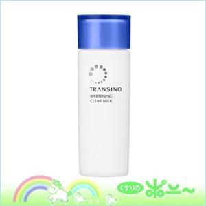 トランシーノ 薬用ホワイトニングクリアミルク 120ml(第一三共ヘルスケア)(医薬部外品)(4987107618580)|drug-pony