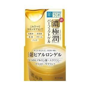 肌ラボ極潤パーフェクトゲル 薬用化粧品 ロート製薬美容・コスメ/スキンケア/美容液・オイル