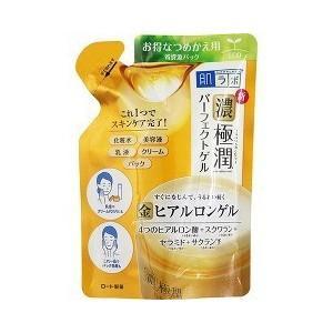肌ラボ極潤パーフェクトゲルつめかえ用 薬用化粧品 ロート製薬美容・コスメ/スキンケア/美容液・オイル