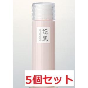 【5個セット】妃肌 エラスティックローション 120ml 5個セット 芳香園製薬|drug-yanagawa