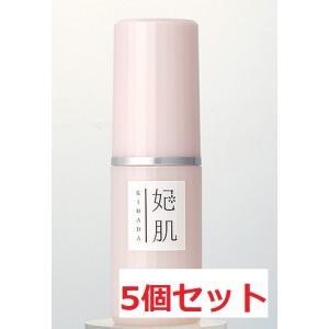 【5個セット】妃肌 エラスティックエッセンス 30ml 5個セット 芳香園製薬|drug-yanagawa