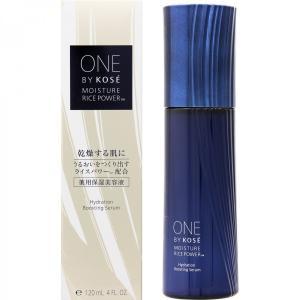 ONE BY KOSE 薬用保湿美容液 120ml ラージサイズ (コーセー正規契約店取り扱い商品)|drug-yanagawa