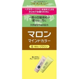 マロン マインドカラー B 明るいブラウン|drug-yanagawa