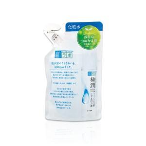 <ロート製薬> 肌ラボ 極潤ヒアルロン液 つめ替 170ml|drug-yanagawa