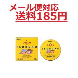 つるこう 38g 佐藤製薬 医薬部外品 メール便対応商品 送料185円|drug-yanagawa