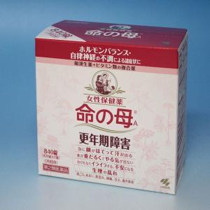 女性保健薬  命の母A  840錠(およそ70日分)    小林製薬     【第2類医薬品】