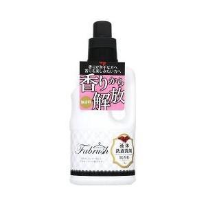 ファブラッシュ衣料用液体洗剤 無香料1kg アドグッド|drug