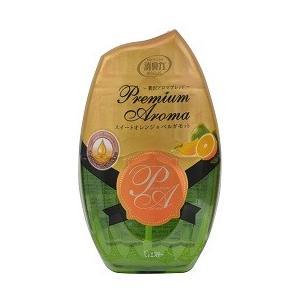お部屋の消臭力 Premium Aroma スイートオレンジ&ベルガモット 400ml エステー|drug