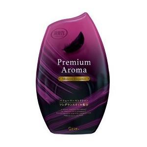 お部屋の消臭力 Premium Aroma モダンエレガンス 400ml エステー|drug
