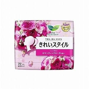 ロリエ きれいスタイル ロマンティックローズの香り 72コ入|drug