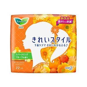 ロリエ きれいスタイル スパークリングフルーツの香り 72コ入|drug